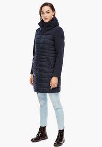 s.Oliver - Light jacket - navy - 1