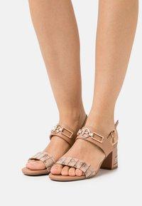 Laura Biagiotti - Sandals - beige - 0
