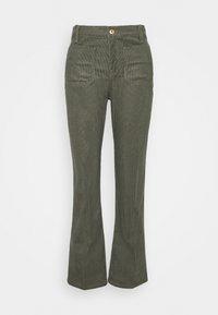Trousers - marsh