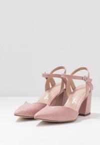 New Look - RAYLA - Escarpins à talons hauts - light pink - 4