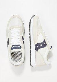 Saucony - JAZZ ORIGINAL VINTAGE - Sneaker low - tan/navy - 1