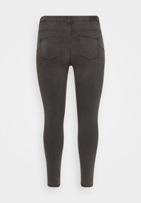 Vero Moda Curve - VMTILDE ANKLE ZIP  - Slim fit jeans - medium grey denim - 8