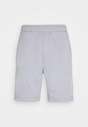 TECH SHORT - Sports shorts - silver chine/elephant grey
