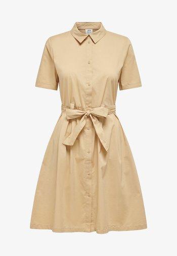 MILLIE  - Košilové šaty - warm sand