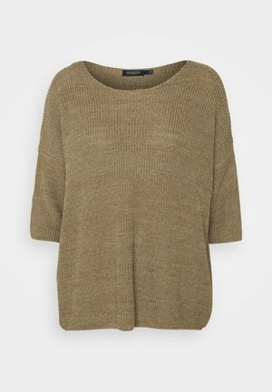 TUESDAY JUMPER - Jumper - elmwood melange