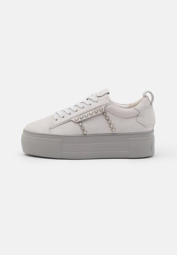 TOP - Sneakers basse - light/silver