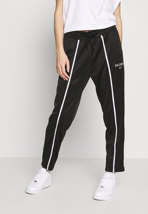 PANT - Pantalon de survêtement - black/black/white