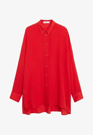 RORO - Button-down blouse - rot