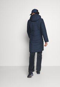 Jack Wolfskin - NORTH YORK COAT - Winter coat - midnight blue - 2