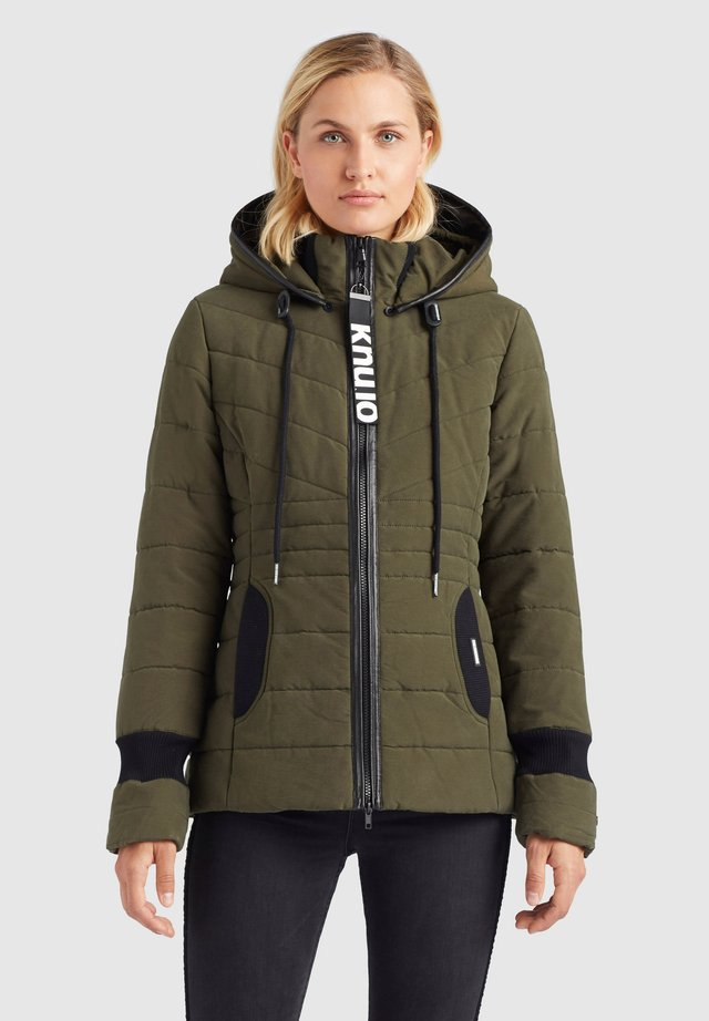 CORZ - Giacca invernale - olive