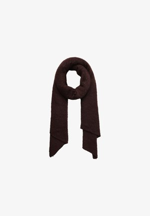 PCPYRON LONG - Scarf - bordeaux