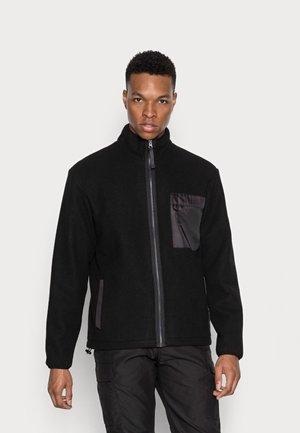 TINU - Summer jacket - black