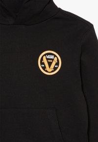 Vans - OLD SKOOL KIDS - Jersey con capucha - black - 2