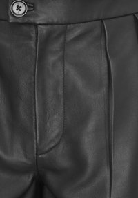 Ro&Zo - Leather trousers - black - 2