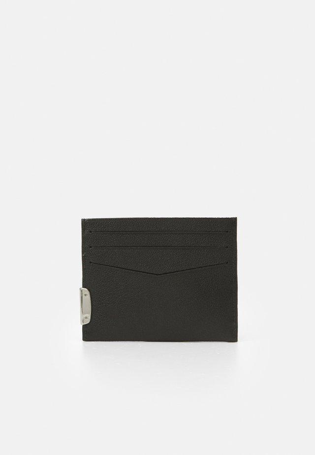 CARDCASE UNISEX - Peněženka - black