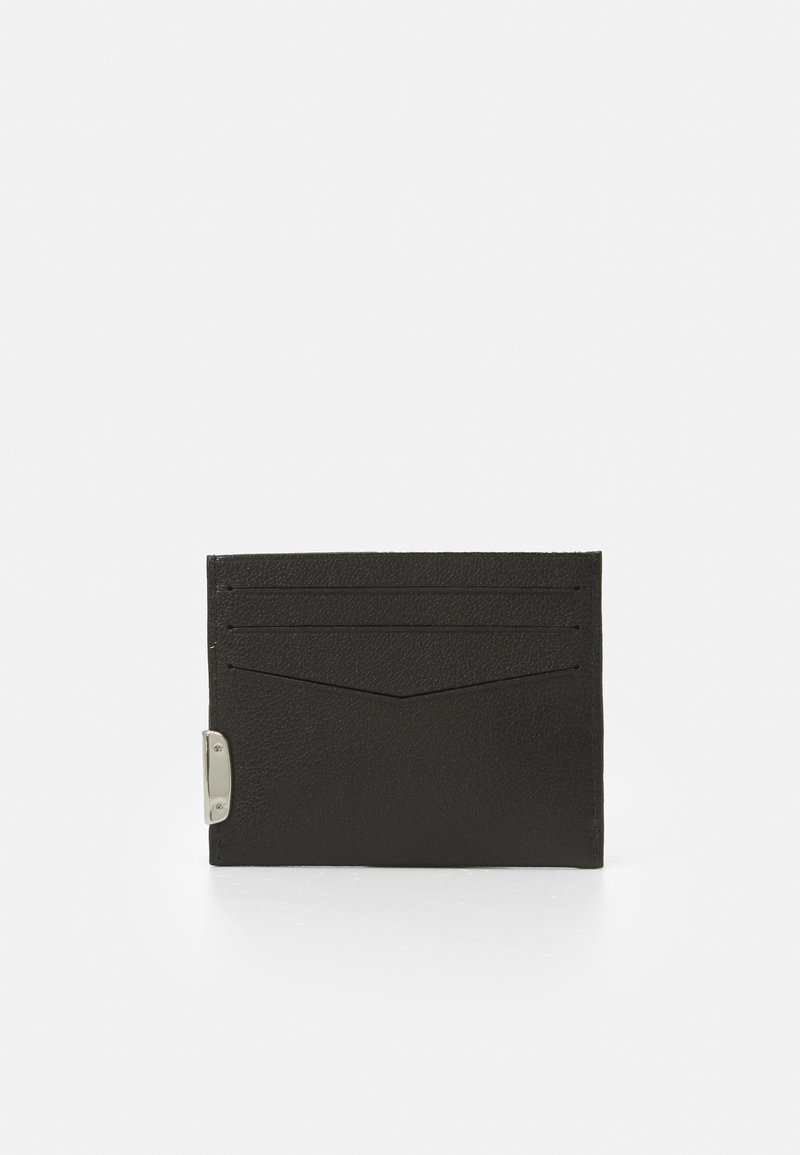 Calvin Klein Jeans - CARDCASE UNISEX - Plånbok - black