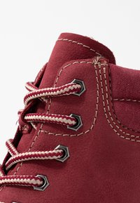 Marco Tozzi - Lace-up ankle boots - chianti - 2