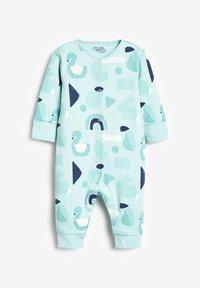Next - 3 PACK  - Pyjamas - mint - 2