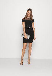 Morgan - RMOLIA - Jumper dress - noir - 1