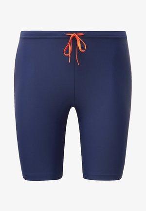 TAPERED  - Swimming shorts - tech indigo