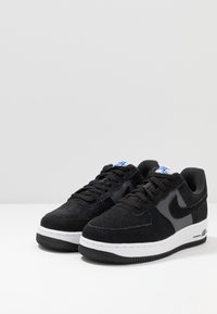 Nike Sportswear - AIR FORCE 1 '07 1FA19 - Tenisky - black/game royal/white/sail - 2