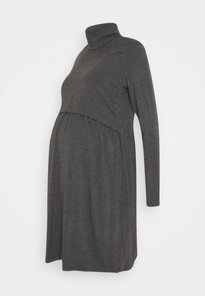 THEADORA - Robe en jersey - grey