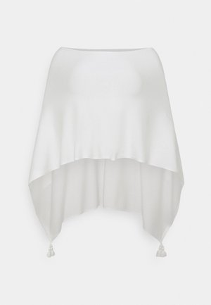 ACCESSORIES - Poncho - white