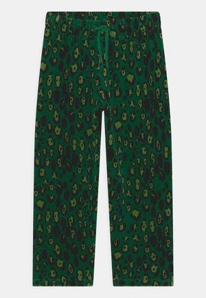 LEOPARD UNISEX - Trousers - green