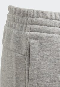 adidas Performance - LINEAR JOGGERS - Tracksuit bottoms - grey - 2