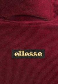 Ellesse - HOLLIE - Long sleeved top - burgundy - 6