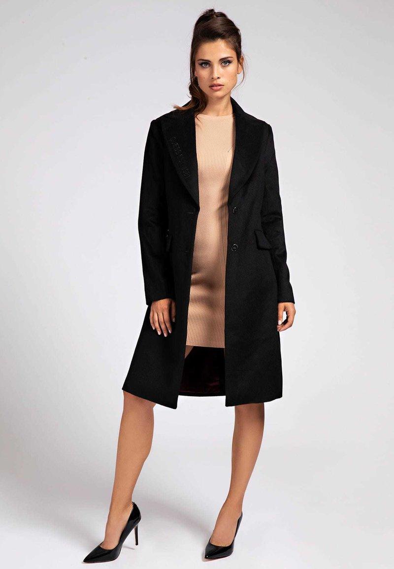 Guess - Classic coat - schwarz