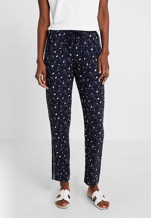 MA LEO - Trousers - simply blue