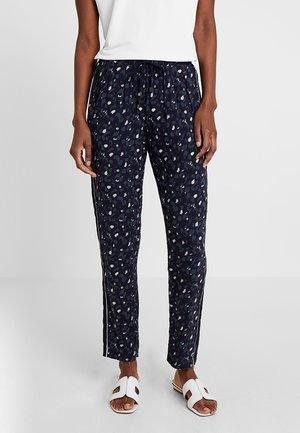 MA LEO - Pantalones - simply blue