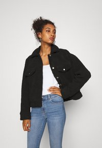 Dr.Denim - PIXLEY JACKET - Winter jacket - black - 0