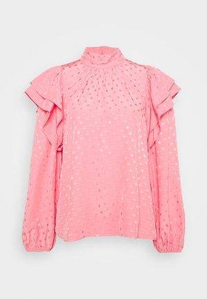 BELLA ROSE - Blouse - strawberry pink