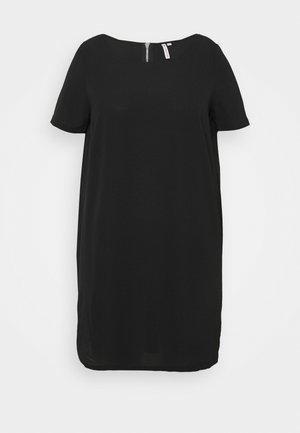 CARLUXINA DRESS - Hverdagskjoler - black