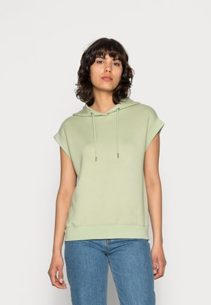IMA HOOD - Print T-shirt - reseda