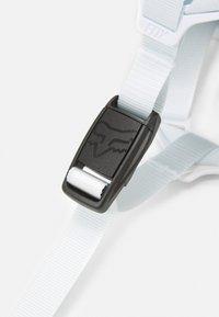 Fox Racing - SPEEDFRAME PRO HELMET UNISEX - Helm - white - 6