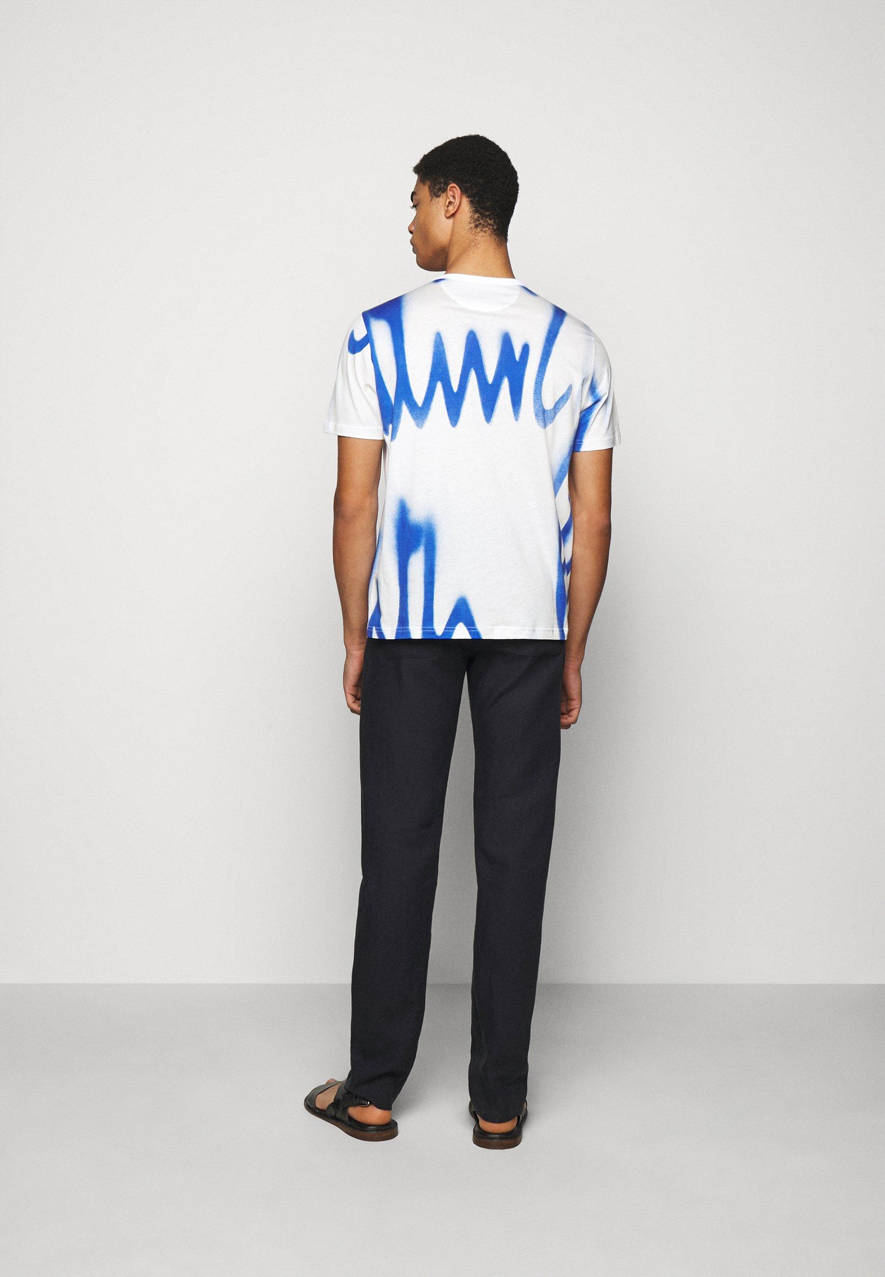 Men GENTS SPRAY LOGO  - Print T-shirt