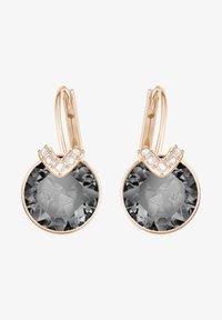 Swarovski - BELLA - Earrings - gray - 1