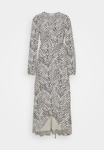 NATASJA DRESS - Day dress - black/white