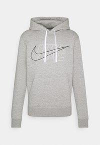 Nike Sportswear - SUIT SET - Träningsset - dark grey heather - 1