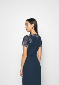 Lace & Beads - FREYA WRAP MAXI - Occasion wear - navy - 4