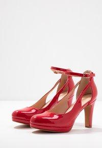Anna Field - High heels - red - 4
