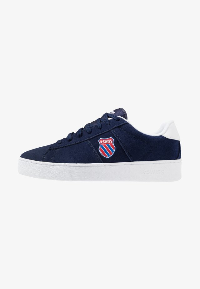 COURT CASAL  - Sneakers basse - navy/white