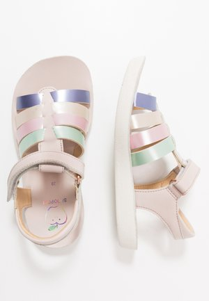 GOA SPART  - Sandals - nude/multicolor/pastel