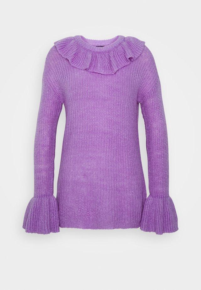 RUFFLE - Maglione - lavender