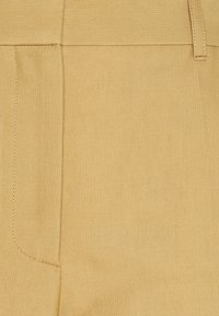 Victoria Beckham - WIDE BOOTCUT TROUSER - Trousers - taupe - 8