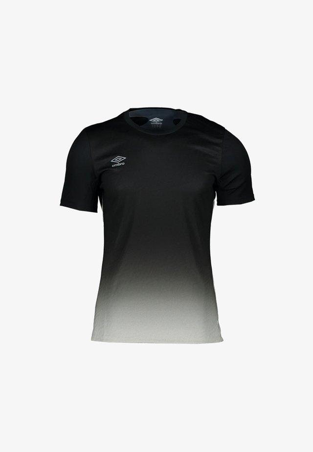 ELITE TRAINING HYBRI - Sports shirt - schwarz