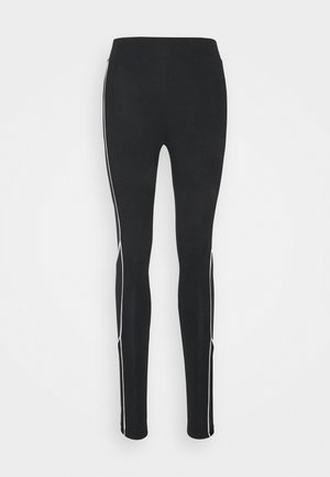 ONPMUBA LIFE - Leggings - blue graphite/black